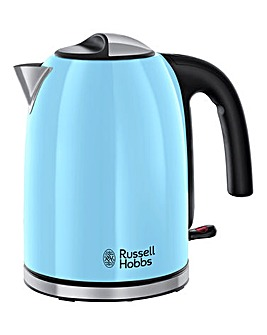 Russell Hobbs Colours Plus Blue Kettle