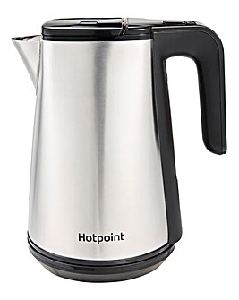 Hotpoint Digital Stainless Steel Kettle
