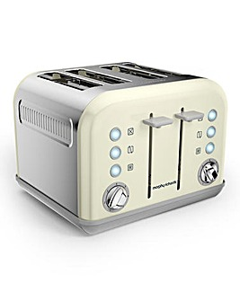 Morphy Richards Accents Cream Toaster