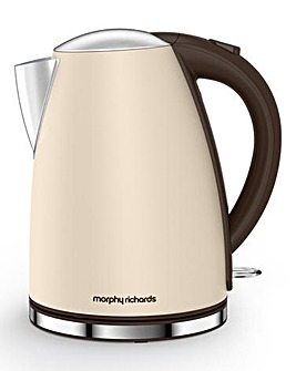 Morphy Richards Accents Jug Sand Kettle