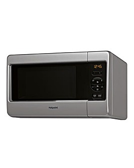 Hotpoint 24L Silver Microwave and Grill