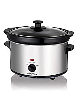 Morphy Richards 2.5L Compact Slow Cooker
