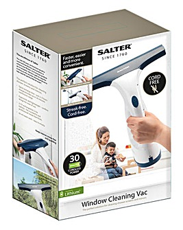 Salter Window Vacuum Cleaner