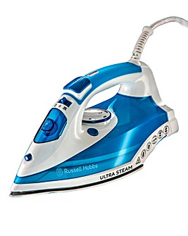 Russell Hobbs 2600W Steam Blue Iron
