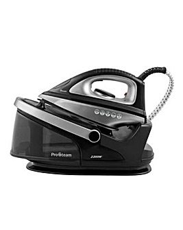 Swan 2200W Black Steam Generator