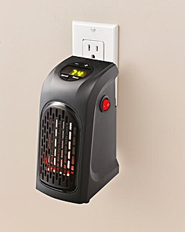 JML Personal and Portable Plug in Heater