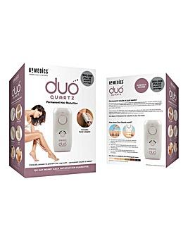 HoMedics Duo Quartz IPL with Beauty Case