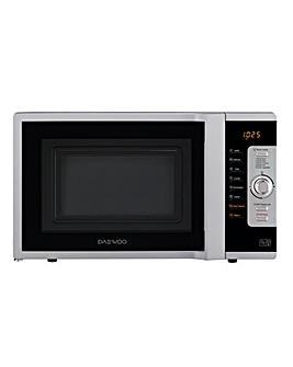 Daewoo 28L 3in1 Combi Silver Microwave