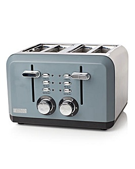 Haden Perth Sleek 4Slice Grey Toaster