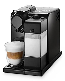 Delonghi Lattissima Black Coffee Machine