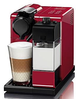 Delonghi Lattissima Red Coffee Machine