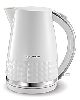 Morphy Richards Dimensions White Kettle