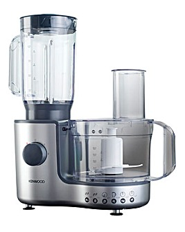 Kenwood 600W Chrome/Black Food Processor