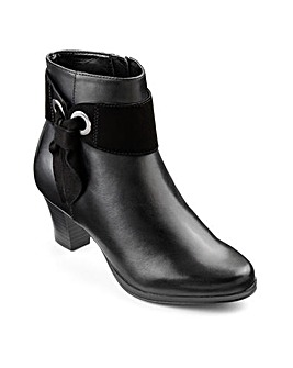 Hotter Anastasia dual fitting boot