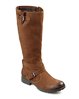 Hotter Belle Zip Fastening Boot