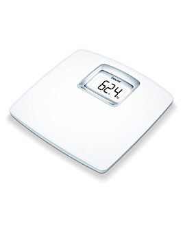 BEURER Bathroom Scale with XXL 39mm LCD