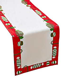 Christmas Treats Table Runner