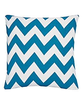 Chevron Essentials Cushion