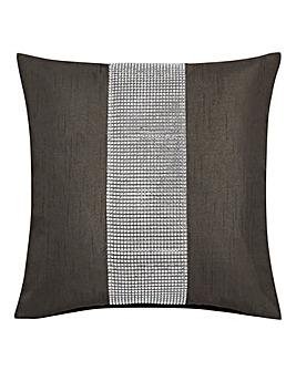 Glamour Embellished Cushion