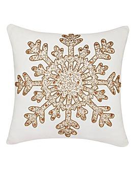 Snowflake Cushion