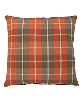 Selwood Woven Check Cushion