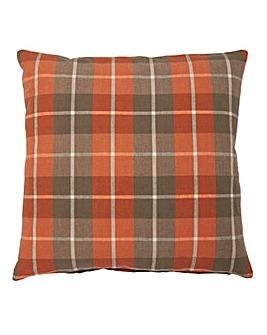 Selwood Woven Check Cushion