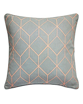 Pure Geo Print Cushion