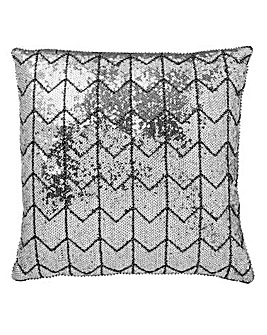 Ritzy Sequin Cushion