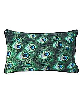 Pavone Feather Cushion