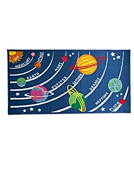 Planets Design KidsRug