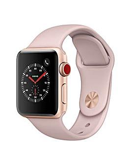 Apple Watch 3 42mm Pink Sport Band