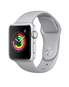 Apple S3 GPS 38m Fog Sport Band