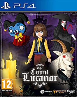 The Count Lucanor PS4