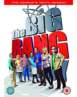 Big Bang Theory Season 10 DVD
