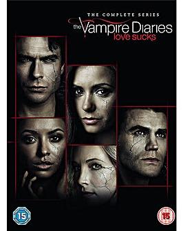 Vampire Diaries Season 1 to 8 DVD