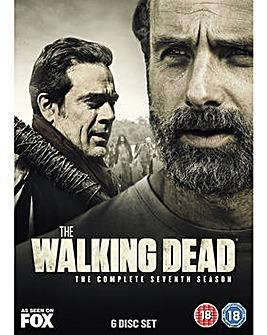 Walking Dead Season 7 DVD