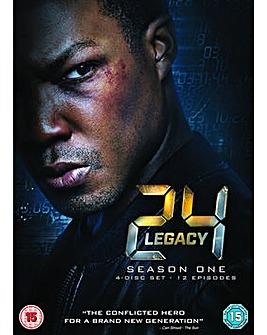 24 Legacy Season 1 DVD