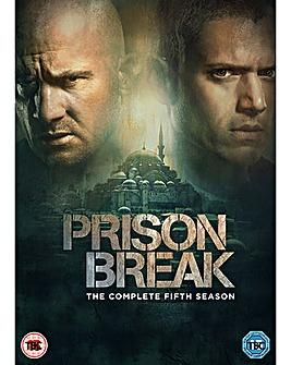 Prison Break Season 5 DVD