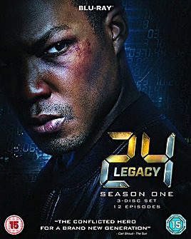 24 Legacy Season 1 Bluray