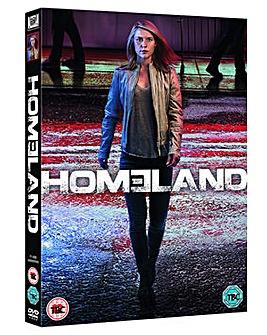 Homeland Season 6 DVD