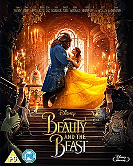 Beauty And The Beast Bluray