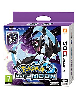 Pokemon Ultra Moon Steelbook Fan Edition