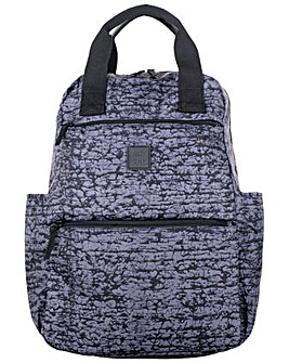Artsac Larger Backpack - Reef Fabric
