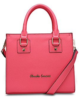 Claudia Canova Small Twin Strap Box