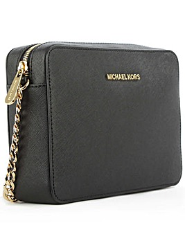 Michael Kors Large Leather Crossbody