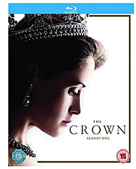 The Crown Season 1 Bluray