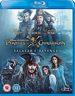 Pirates of Caribbean Salazar RevengeBR