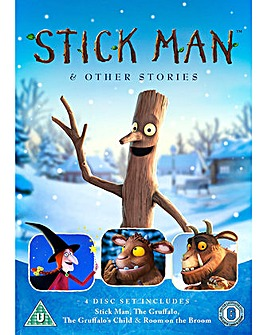 Stick Man And Other Stories DVD Boxset