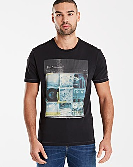 Ben Sherman Soul Session T-Shirt Reg