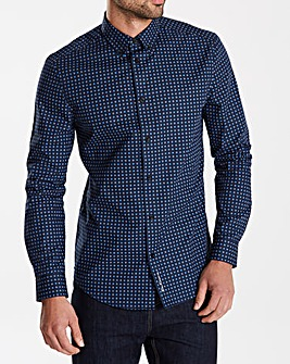 Ben Sherman LS Foulard Shirt Long